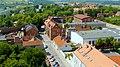 Chełmno - widok z wieży kościoła p.w Wniebowzięcia NMP. - panoramio (8).jpg