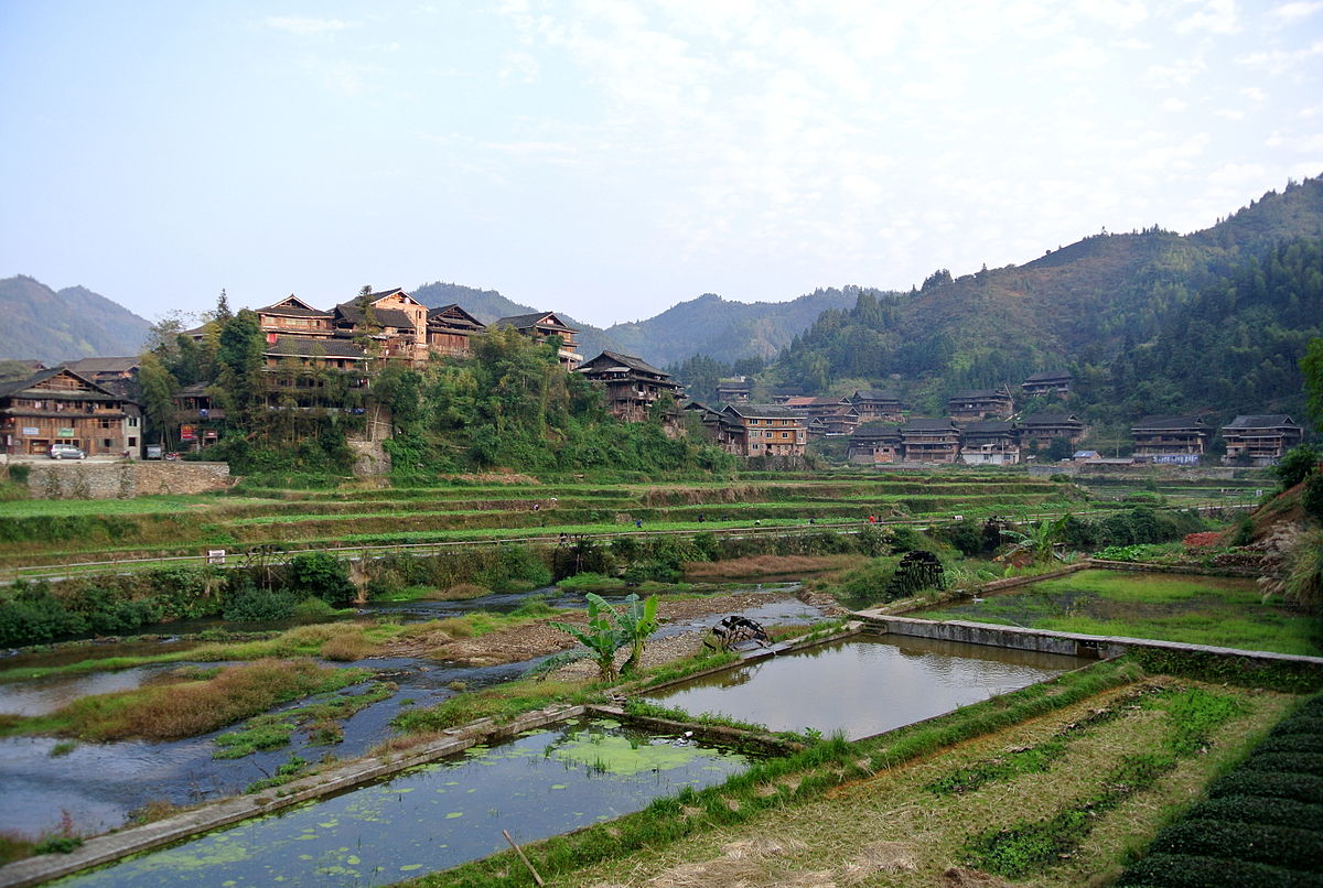 north guangxi � travel guide at wikivoyage