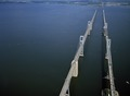 Chesapeake Bay Bridge, near Annapolis, Maryland, looking toward Maryland's Eastern Shore LCCN2011633739.tif