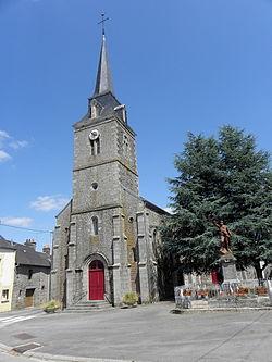 Chevaigné-du-Maine (53) Église.JPG