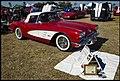 Chevrolet Corvette meet at Clontarf-42 (14583914170).jpg