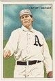 Chief Bender, Philadelphia Athletics, baseball card portrait LCCN2007685718.jpg