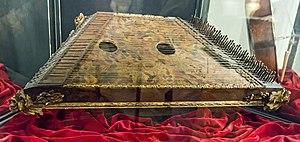 Psaltery - Psaltery 1700 - Venitian school
