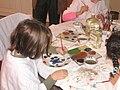 Children painting plates in Vienna.jpg