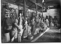 China, Miscellaneous Scenes- Representation of Buddhist hell in the Lung-wang Miao at Yan'an, Shaanxi (7454293982).jpg