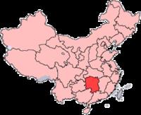 Hunan Provinz
