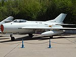 Chinese Air Force Fighter Jet, Beijing Aviation Museum (26448972636).jpg