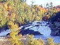Chippewa Falls ^^ Trans Canada Hwy17 ^^ Couleurs Automnale sur le Lac Supérieur ^^ Ontario Provincial Parc - panoramio.jpg