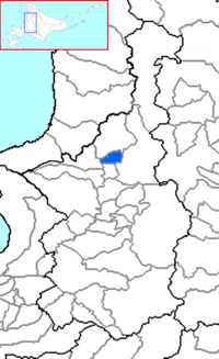 Chippubetsu in Sorachi Subprefecture.png