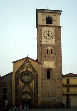 Chivasso - Chivasso Cathedral