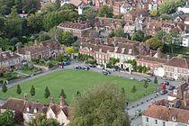 Choristers' Square, Salisbury.JPG