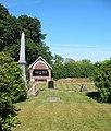 Chorley, Cholmondeley - Bateman Memorial Garden.jpg