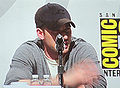 Chris Evans at WonderCon 2010 3.JPG