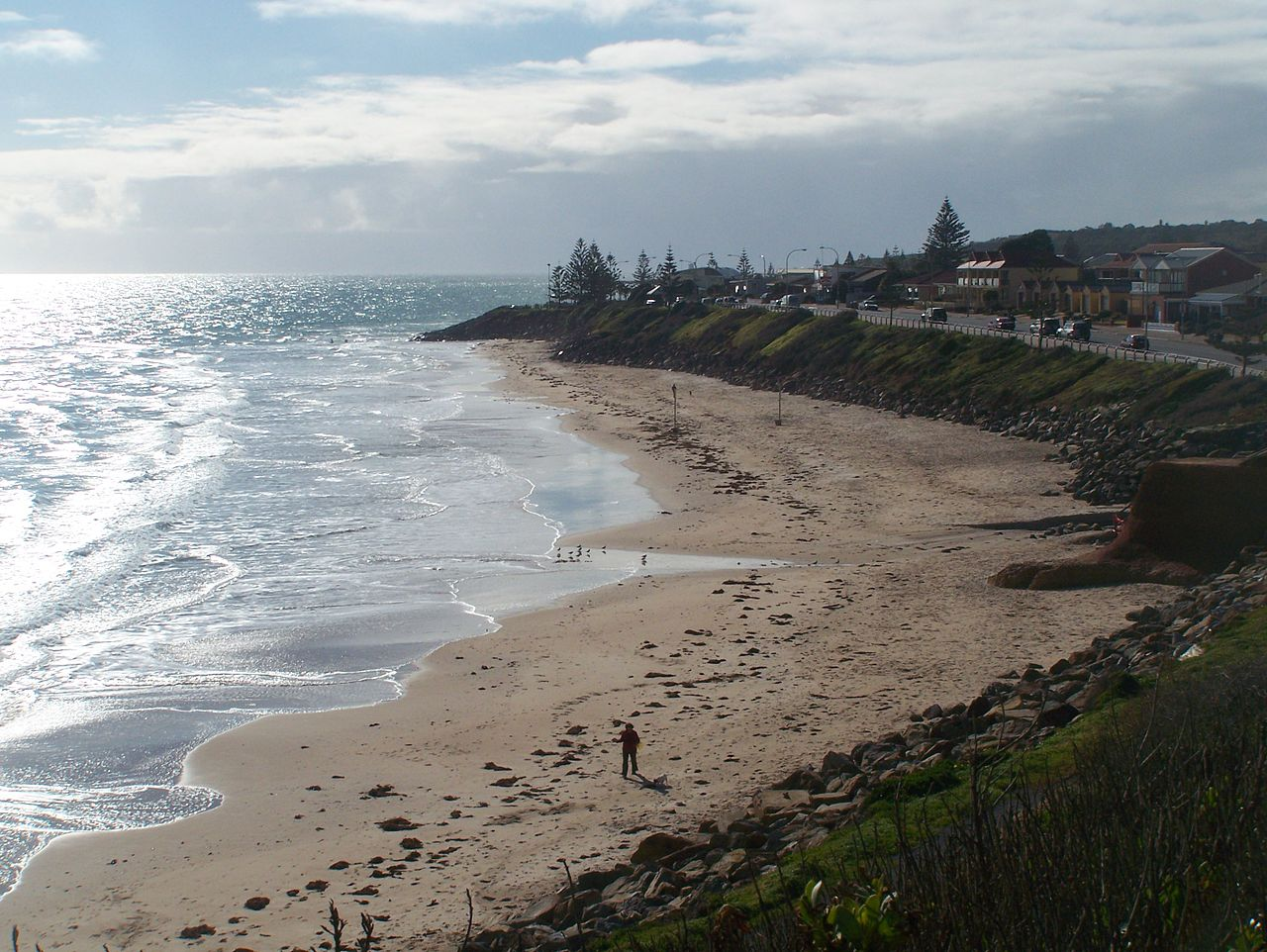 Christies Beach Coastline