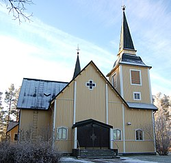 Ranua Church