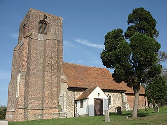 Abberton, Essex - Church of St Andrew, Abberton