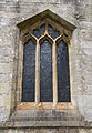 Church of St Andrew, Boothby Pagnell, Lincolnshire, England - South Aisle east window.jpg