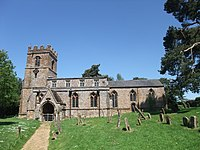 Church of St Peter and St Paul, Chacombe (geograph 3028532).jpg
