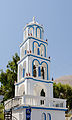 Church tower - Kamari - Santorini - Greece - 04.jpg