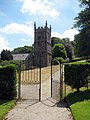 Church tower - Lanhydrock - geograph.org.uk - 1351013.jpg