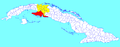 Ciénaga de Zapata (Cuban municipal map).png