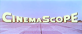 CinemaScope Early widescreen filming system