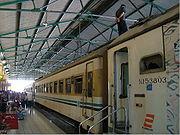 Kereta api Bangunkarta