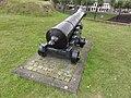 Citadel van 's-Hertogenbosch kanon Luik 1810.JPG