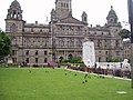 City Chambers and George Square - geograph.org.uk - 18963.jpg