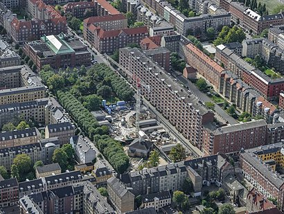 Sådan kommer du til Aksel Møllers Have med offentlig transport – Om stedet
