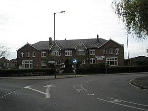 Trafalgar School, Portsmouth - Image: City of Portsmouth Boys School geograph.org.uk 777050