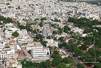 Karur - Image: City of karur