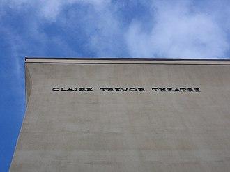 Donald Bren - Image: Claire Trevor Theatre, UCI