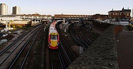 Clapham Junction Station from St John's Hill Bridge - geograph.org.uk - 1585265.jpg