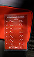 Clavia Nord Lead A1 - Waveforms - 2014 NAMM Show.jpg