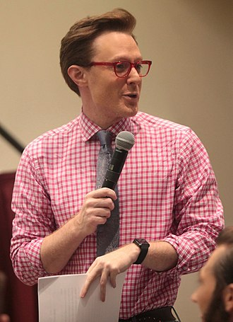 Clay Aiken - Aiken at Politicon in 2016
