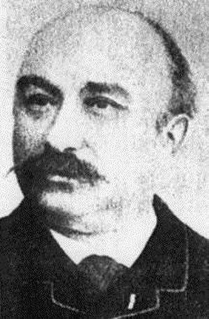 Clément Ader - Image: Clement ader, 1891