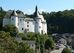 Battle of Clervaux - Clervaux Castle was the last stand of the defenders