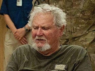 Clive Cussler American adventure novelist and underwater explorer