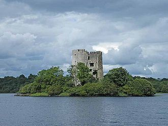 County Cavan - Cloughoughter Castle