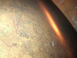 Closer view of London Map - Brompton Road (6120707367).jpg