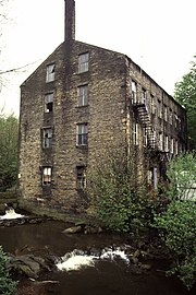 Clough Lee Mill (one of two), Marsden - geograph.org.uk - 927765.jpg