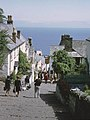 Clovelly, 1969 - geograph.org.uk - 1621904.jpg