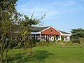 Clubhouse at Crewe Golf Club - geograph.org.uk - 236851.jpg