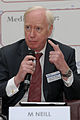 Co-chair of the 2012 Horasis Global Russia Business Meeting John M Neill, Chairman, Unipart Group, United Kingdom (6970283232).jpg