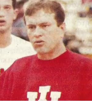 Giannis Ioannidis - Ioannidis, while coaching Olympiacos.