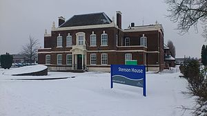 William Stenson - Stenson House, January 2013