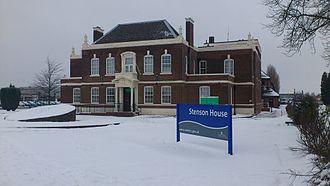 William Stenson - Stenson House, January 2013