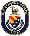 Coat of Arms Samuel B Roberts.jpg