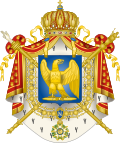 Coat of Arms Second French Empire (1852–1870).svg